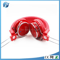 Best suit foldable Bluetooth big Headphone in colorful