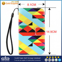 [GGIT] PU Leather Universal Flip Case with String and Card Slot for 4.9-5.2 Inches