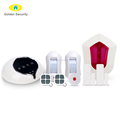 WIFI GSM Home Alarm System Support Smart Home Automation Function Golden Security Home Alarm System GS-S1
