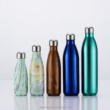 High Quality 500ml Double Wall Stainless Steel Metal Type vacuum flask termos