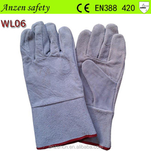 high quality buffalo fingerless leather work gloves importers leather