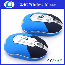 Mini optical usb mice 2.4ghz personalized wireless mouse