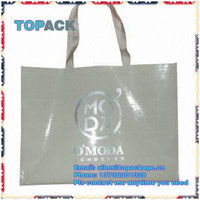 Alibaba professional cheap price full color printing packaging pp woven bag / pp woven shopping bag