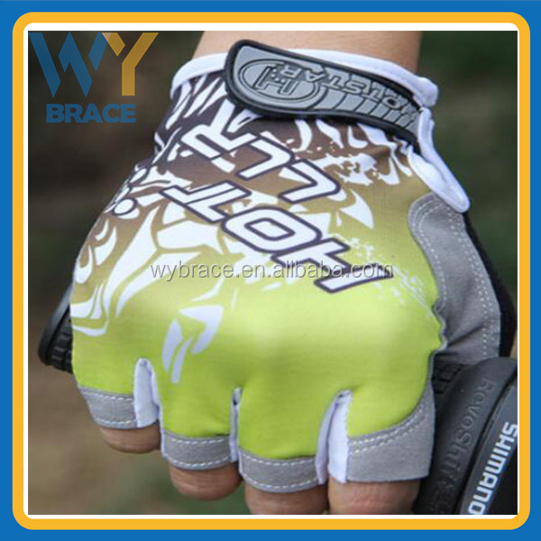 GEL Half Finger Men Cycling Gloves Slip mtb bike/bicycle racing sport breathable shockproof Quality Choice