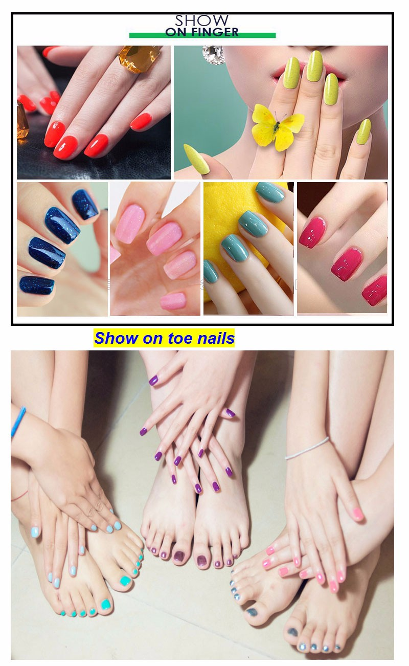 Led Gel Nail Polish Ebay - To Bend Light