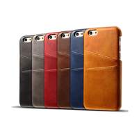 Cell Phone Luxury Dual Card Holder