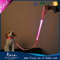 Durable top sell flashing glow dog collar led
