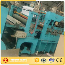 Brass bar production line equipment hydraulic cut to length line