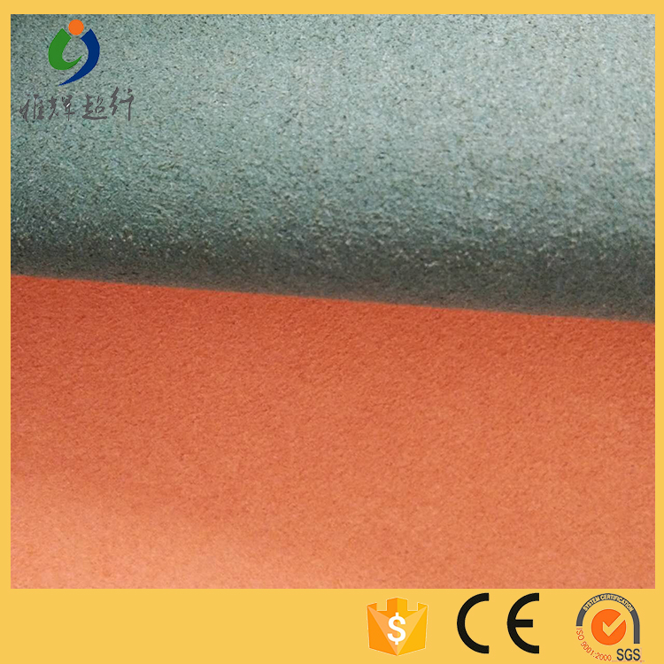 alibaba china supplier microfiber pu suede leather finished leather buying agent
