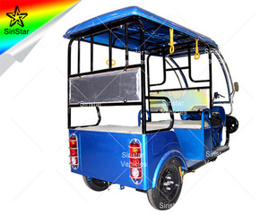 New Bajaj Auto Rickshaw Tricycle For Passengers