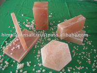Rock Salt Brick & Tiles