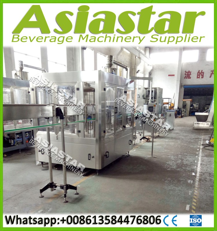Automatic high quality mineral/pure water making machine/plant