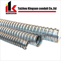 hot dipped galvanized rigid steel flexible conduit pipe