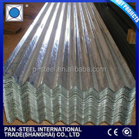 Pan-steel PPGL metal roofing sheet