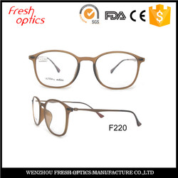 2016 Trend top fashion tr 90 material optical frame