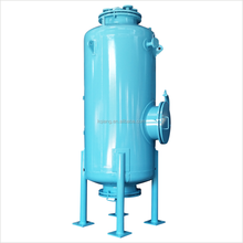 Manufacturer China Water Treatment Pressure Sand Filter Carbon Steel Tank