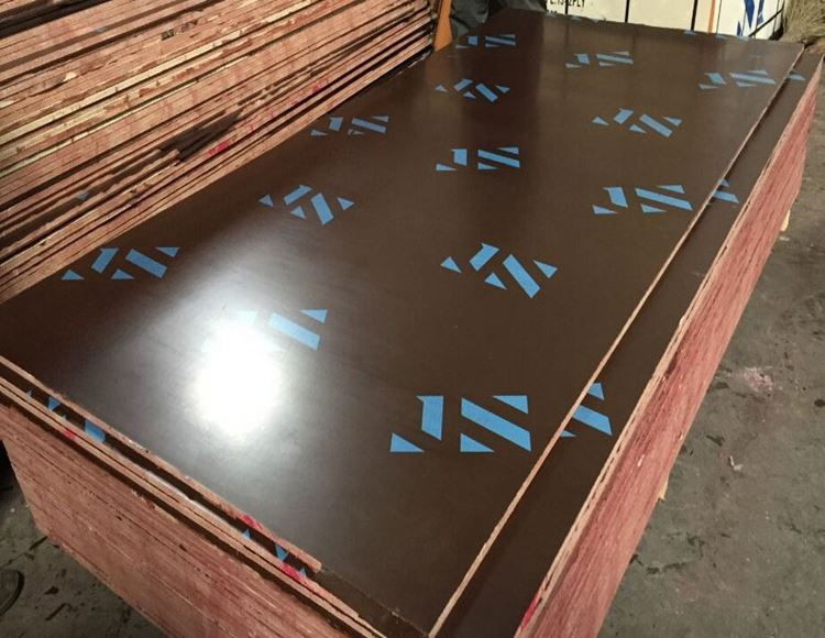 pine/birch film faced plywood with best price and good quality in linyi