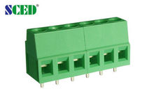 termin block Pitch 5.0mm 300V 10A PCB Terminal block Raising Series Stackable Design