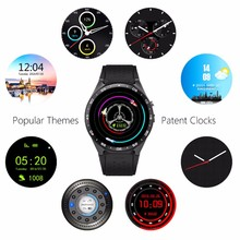 3G Smart Watch & Watch 3G Android WiFI Smartwatch KW88 & Real-time heart rate smart watch