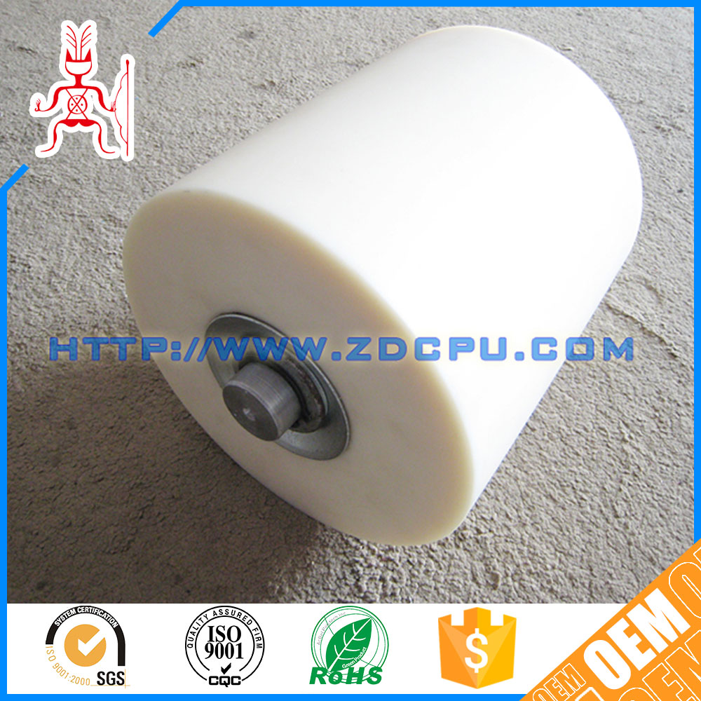 Factory wholesale molded small plastic conveyor roller