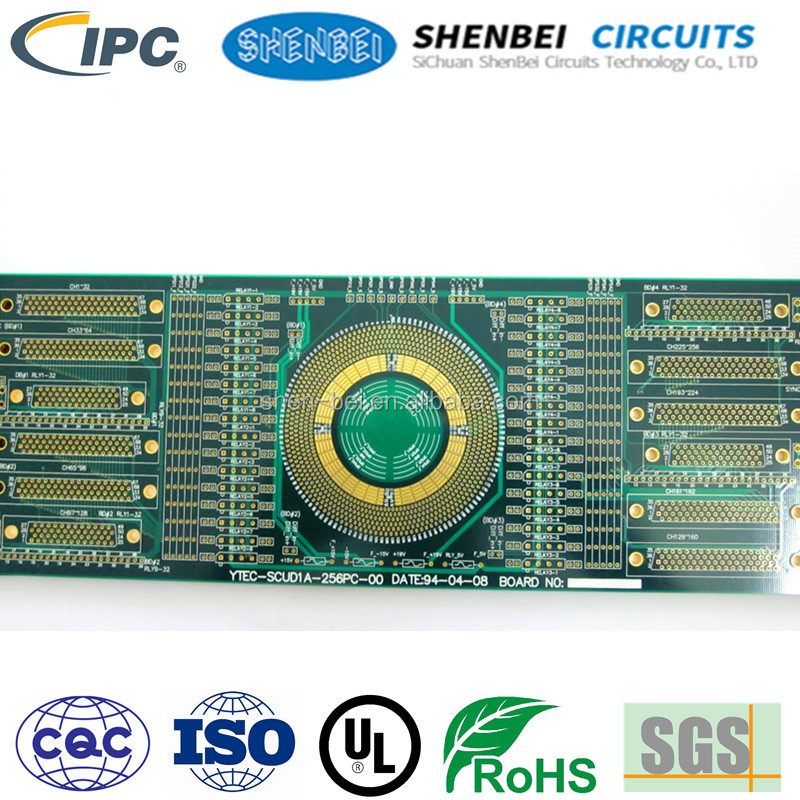 High Quality Electronic bare board pcb gsm module cctv board camera pcb