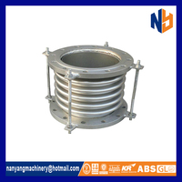 stainless steel bellows pipe flexible expansion joint