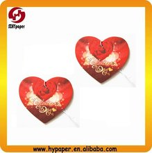 auto car air freshener paper card for gift