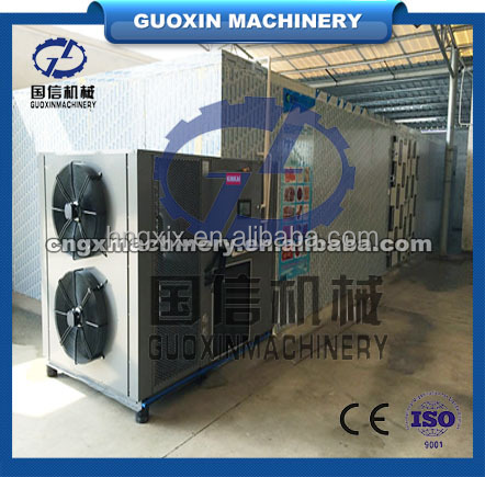 China factory price heat pump cassava flash dryer