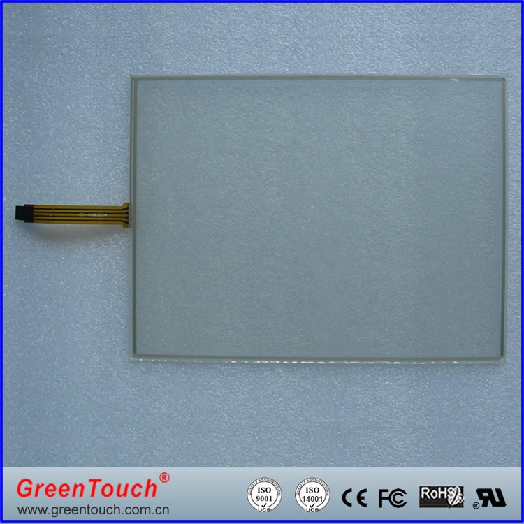 OEM Green Touch 4 Wire Resistive Touch Screen, Resistive Touch Panel