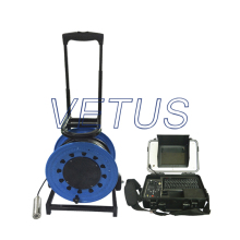 T8-100 Underwater deep well inspection camera with 8 inch TFT LCD monitor and DVR function