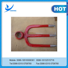 Steel Forged Hay Fork Head Farm Tools