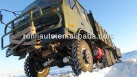 Dongfeng AWD 6x6 military armored vehicle/ 4x4/6x6/8x8 military truck