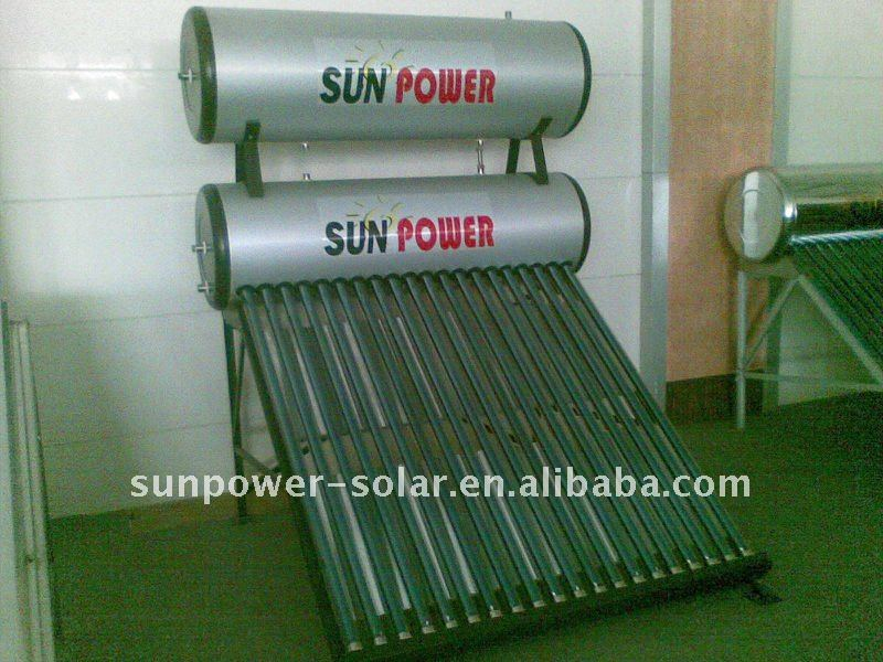 low pressure--solar water heater calorifier 2011 hot sales product popular