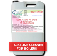 HIDRO DABLIU - ALKALINE CLEANER FOR BOILERS - SUPERECO