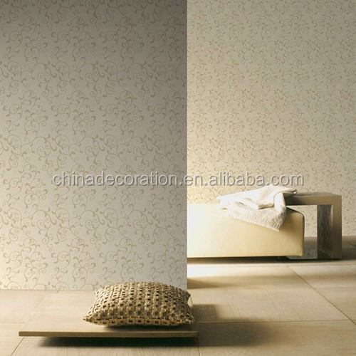 Elegant non-woven wallpaper from our trustworthy wallpaper company