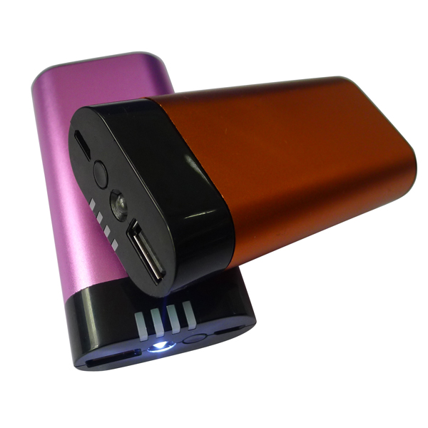 metal big capacity power bank for samsung galaxy tab