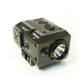 mini laser + light/self defense product,mini green laser sight with flashlight combo,handgun laser