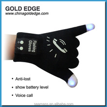 LED igloves wholesale china bluetooth upgrade gloves for winter for calling