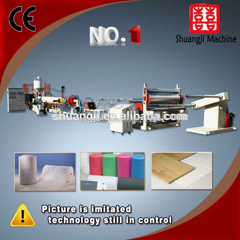Best Price & High Quality epe cap liner low-foam machine