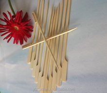 Flexible natural long bamboo Turkish kebab teppo skewers for BBQ