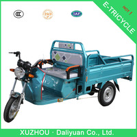 electric three wheel electric battery operated three wheel motor vehicle