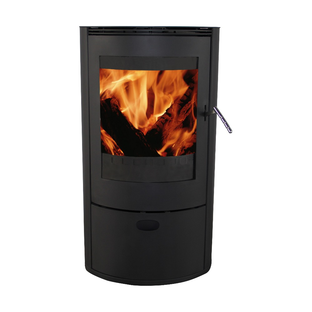 morden wood long burning stove for home heating WM212