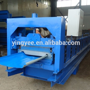 Fast speed and automatic Standing seam Roll Forming Machine/cold roll forming machine