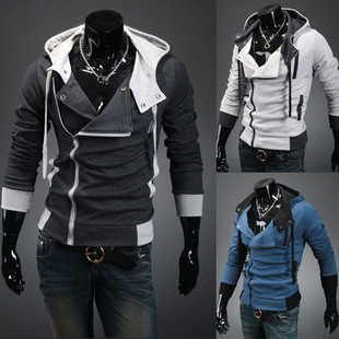 Men's Fleece Zip blank Hoodies Cotton Zip Blank High Quality Hoodies Wholesale sweaters
