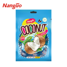 Coconut REAL FRUIT Flavor Pillow Shape Hard CANDY
