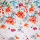 www-xxx Floral Disperse Printing Fabric New Designs Fitted Bed Sheet