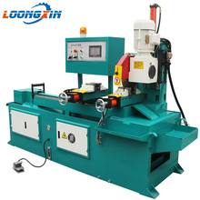 Automatic automatic copper tube cnc plasma cutting machine for carbon steel&hollow pipe made in China