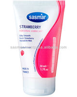 SASMAR PERSONAL LUBRICANT WITH FLAVOR 50 ml / SEX LUBRICANT / INTIMATE LUBE - FDA approved