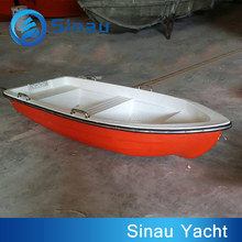 fiberglass row boat 3.0 m 9.8 ft 4 person dinghy fiberglass fishing boat