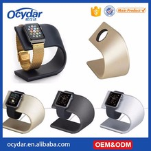 U style Aluminum Charging Stand Holder for Apple Watch,for Apple Watch Dock Station Accessories